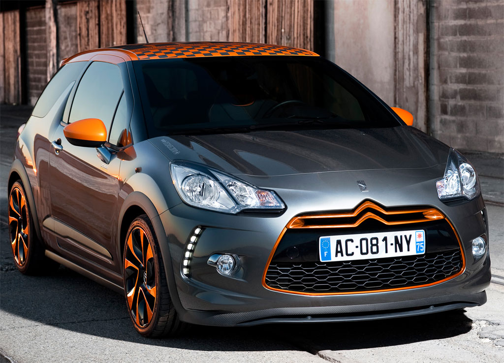 Citroen DS3 Racing details and price